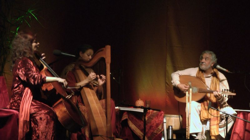 AHURA in concert 2012