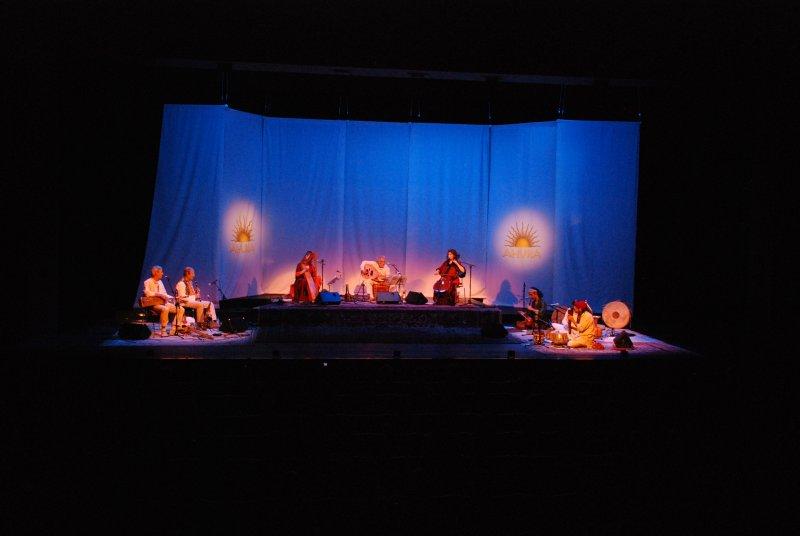 AHURA in concert 2011