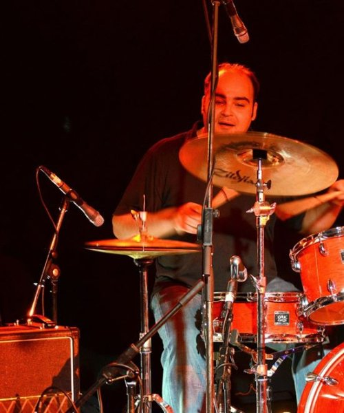 drums  by Mihail Parushev
