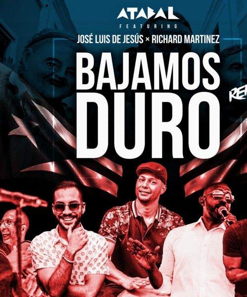 Bajamos Duro Remix by Atabal