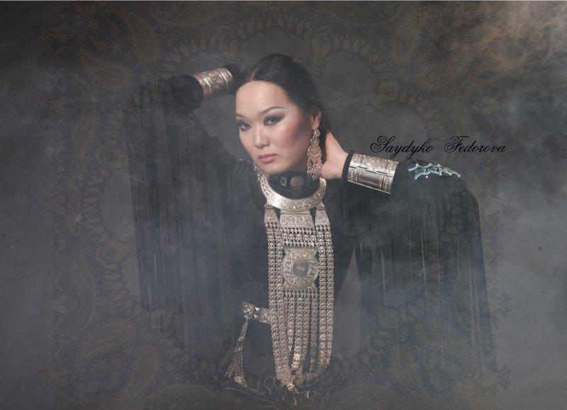 Udagan (She-Shaman) by Saydyy Kuo FEDOROVA /UDAGAN