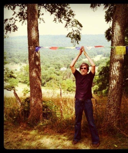 Qi Gong in West Virginia by Roger Aldridge