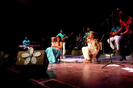concert IfC Yaoundé