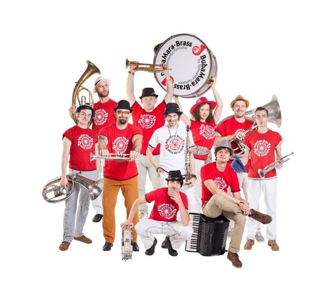 by Bubamara Brass Band