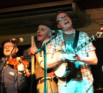Skiffle Show at the Rescue Rooms Nottingham (UK)
