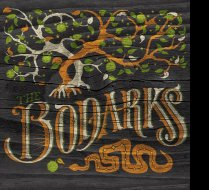 The Bodarks self-titled album cover