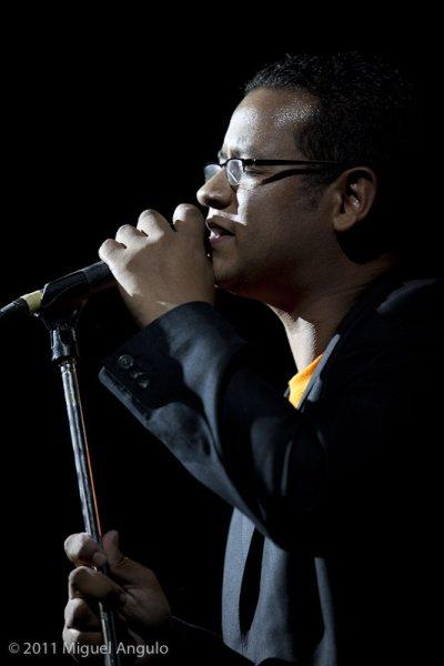 Mauricio Marín - singer