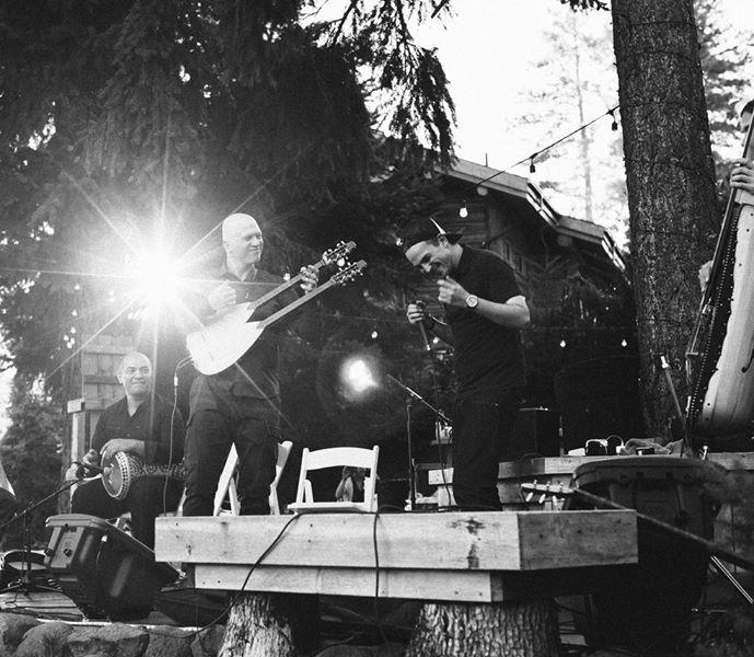 Stereognosis Stage by Sinan Ayyıldız