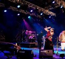 Cankisou at Rainforest world music festival 2012