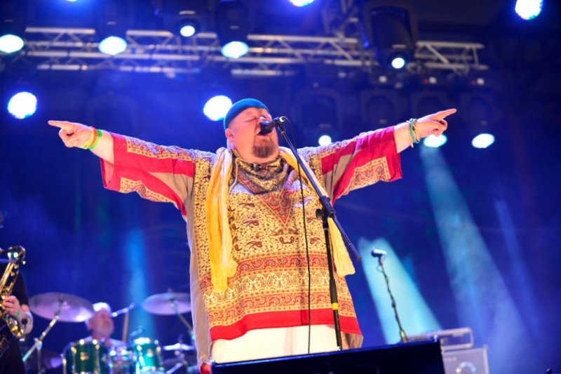 Cankisou at Rainforest world music festival 2012