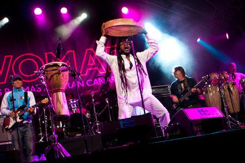 Rasta Glover by Rasta Glover