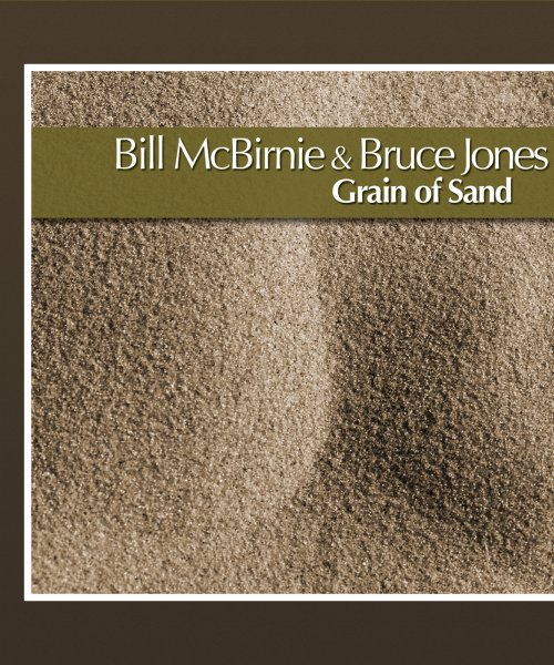 Grain of Sand - album cover by Bill McBirnie - EXTREME FLUTE