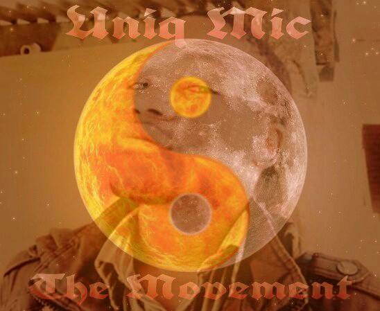 The Movement Mixtape Cover (Artwork)