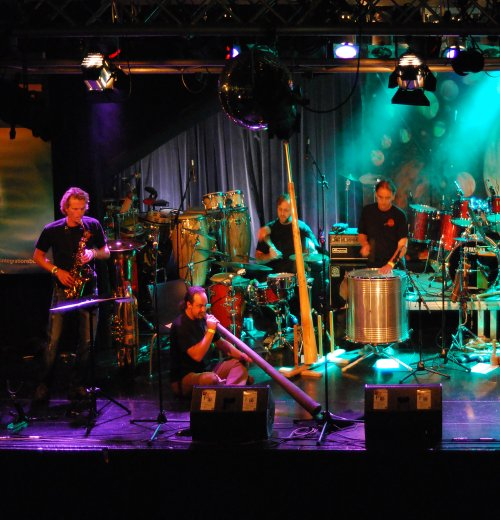 Comin & Goin live at Schl8hof in Wels (Austria, 2010) by Comin & Goin