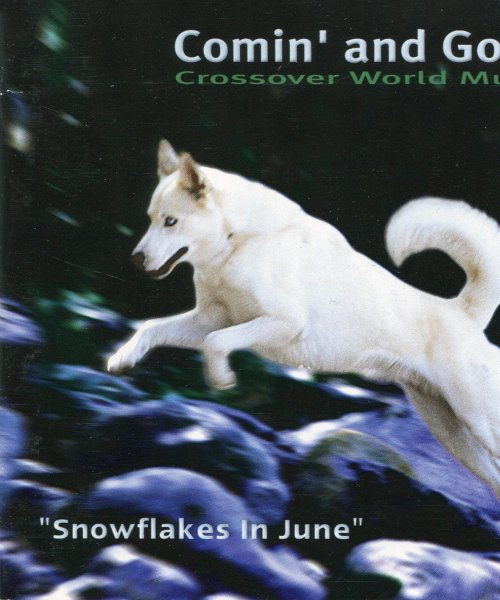 """CD """"Snowflakes In June"""" by Comin & Goin"""