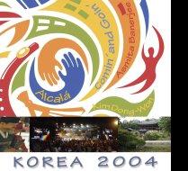 "DVD ""Korea 2004"""