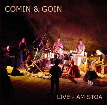 """DVD """"Am Stoa""""  by Comin & Goin"""