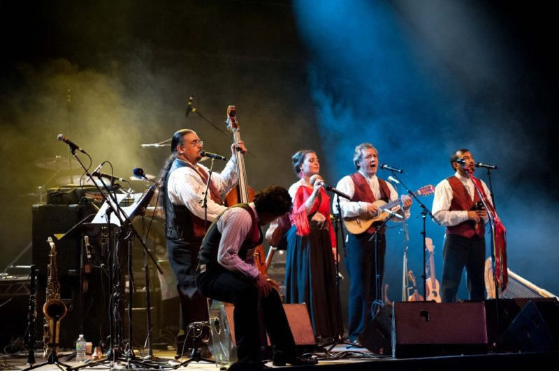 Live at the Congress Theater by Sones De Mexico Ensemble