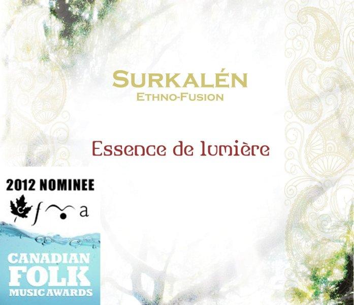 Album ESSENCE DE LUMIÈRE