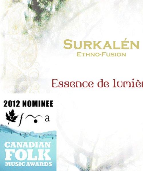 Album ESSENCE DE LUMIÈRE by Surkalén