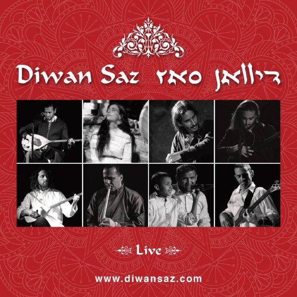 DIWAN SAZ LIVE CD
