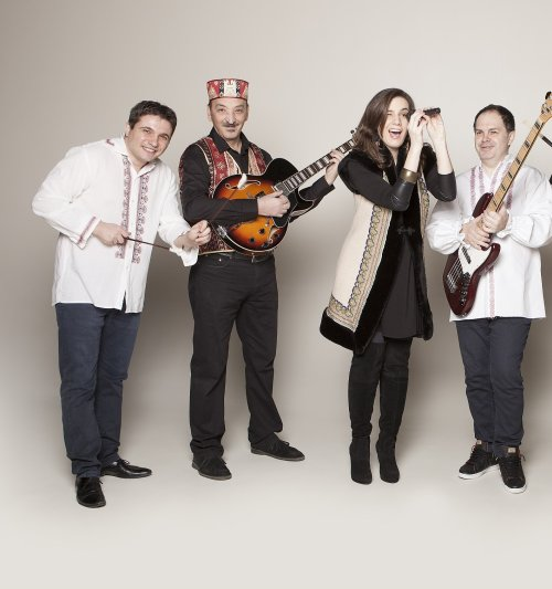 ETHNOTIC Project - The Band by ETHNOTIC Project