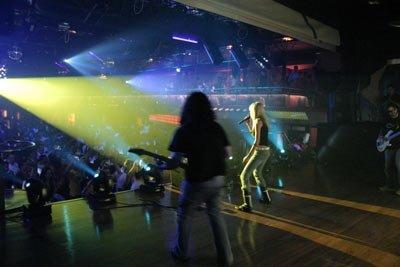 On Stage by Alfredo Padilla