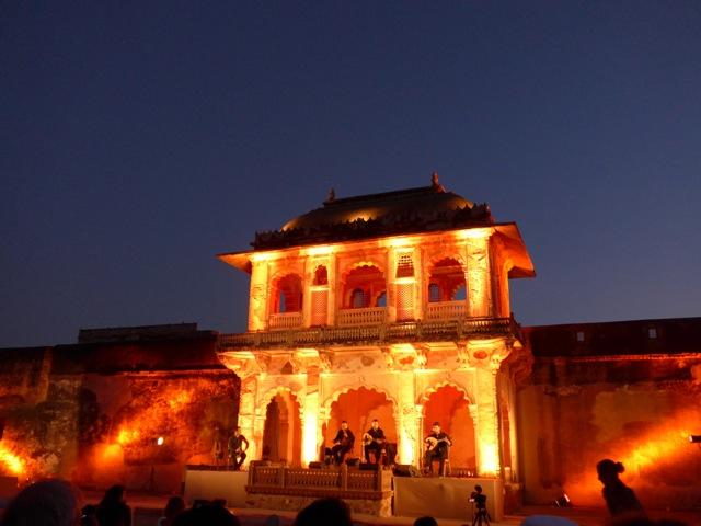 live in Nagaur, Rajastan, INDIA by Stelios Petrakis Quartet
