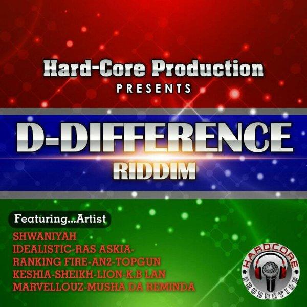 D-Difference riddim