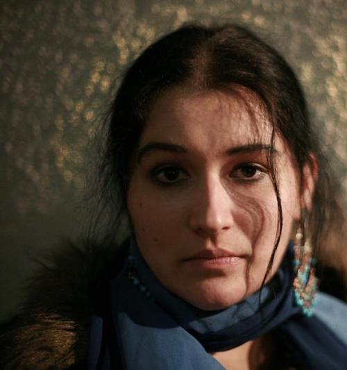 portrait by Masha Natanson
