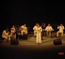 With Bilja Krstic & Bistrik inTimsoara - Romania 2005