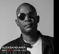 Alex Sandunga - Besarte Otra Vez (single cover)