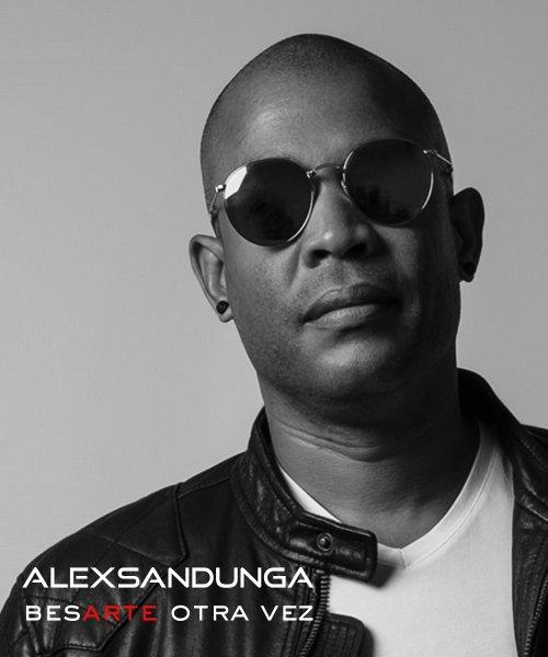 Alex Sandunga - Besarte Otra Vez (single cover) by Alex Sandunga