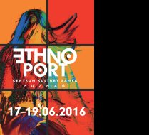 Ethno Port Poznan Festival 2016 poster
