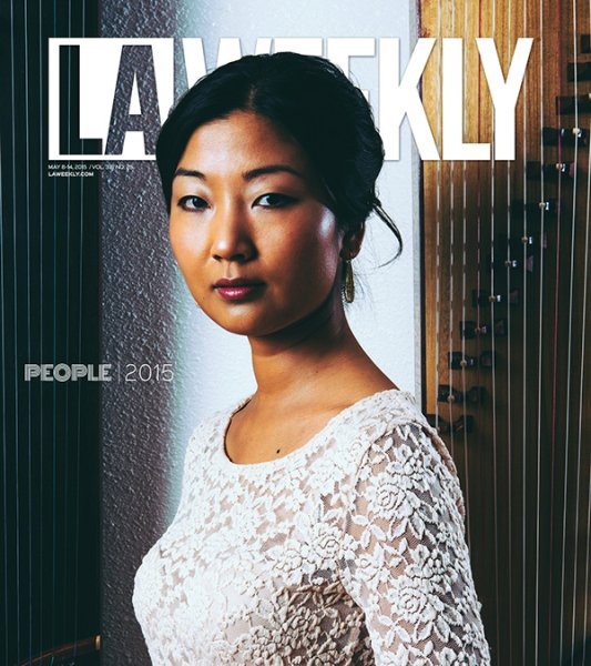 LA Weekly Cover - Bei Bei
