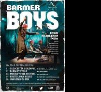 Barmer Boys UK 2016 Tour Dates Announced!