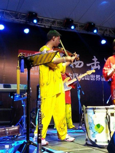 Beishan World Music Festival 2016, China