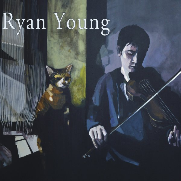 CD Cover for my Debut Album by Ryan Young
