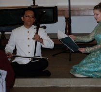 Performance at Somerville College Oxford