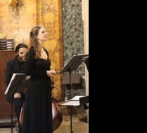 Concert at the Cathedral of S. Andrea delle Fratte