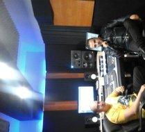 Ivan Zak i Sven Gleđa studio session