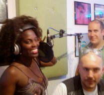 Wendy Robin,Mario Rucner i Sven Gleđa-summer love  studio session