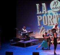 LA PORTEÑA TANGO | 10 Años | Palencia