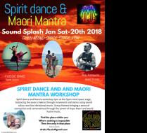 Spirit Dance and Maori fusion