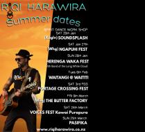Summer Festivals New Zealand