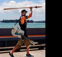 Mau rakau Taiaha (Maori martial arts)