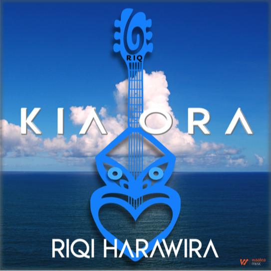 Kia ora by RiQi Harawira