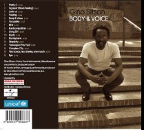 Back cover Body & Voice