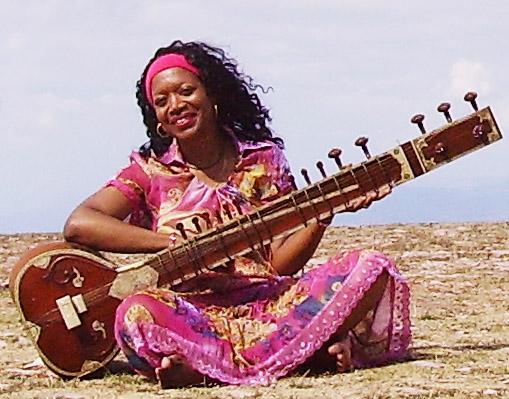 Shirley Marie Bradby aka MiraBai Devi Dasi  (JALEBI Music)