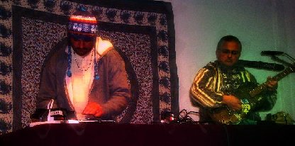 Ramananda Roy and Yasodanandana JALEBI Musc Live !!! Cuzco, Peru 2008